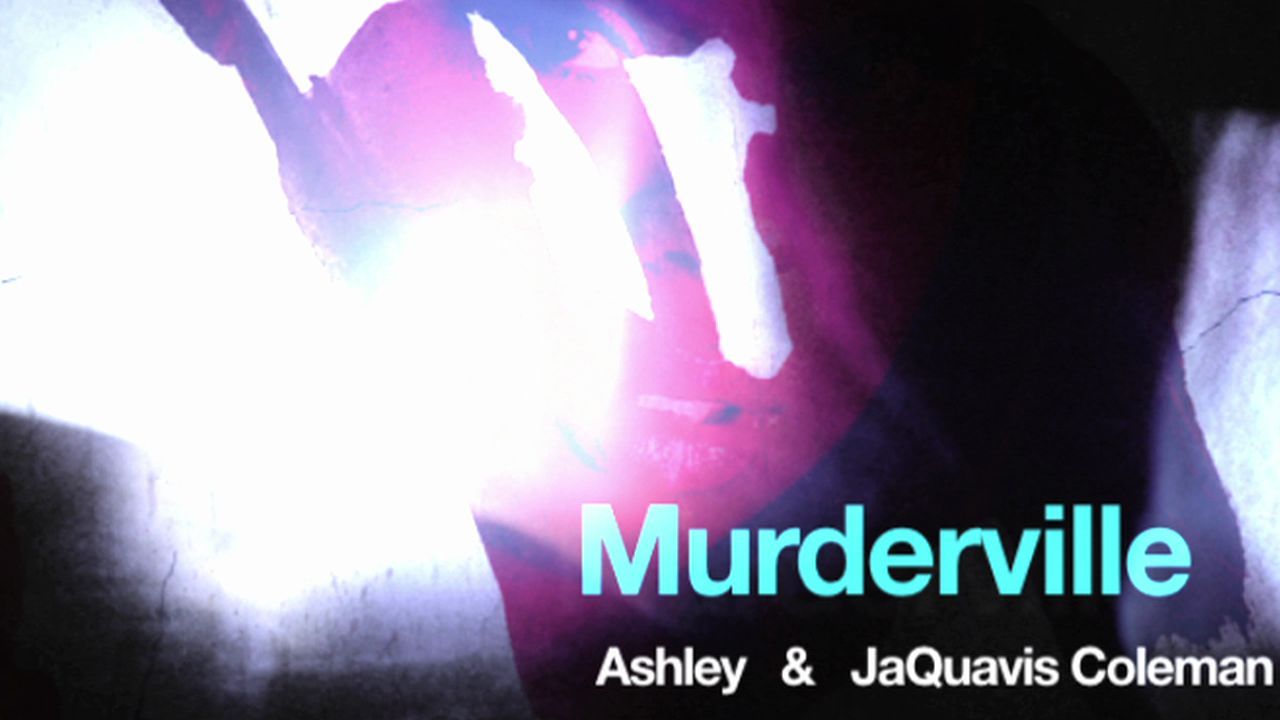 Murderville from Ashley & JaQuavis Coleman