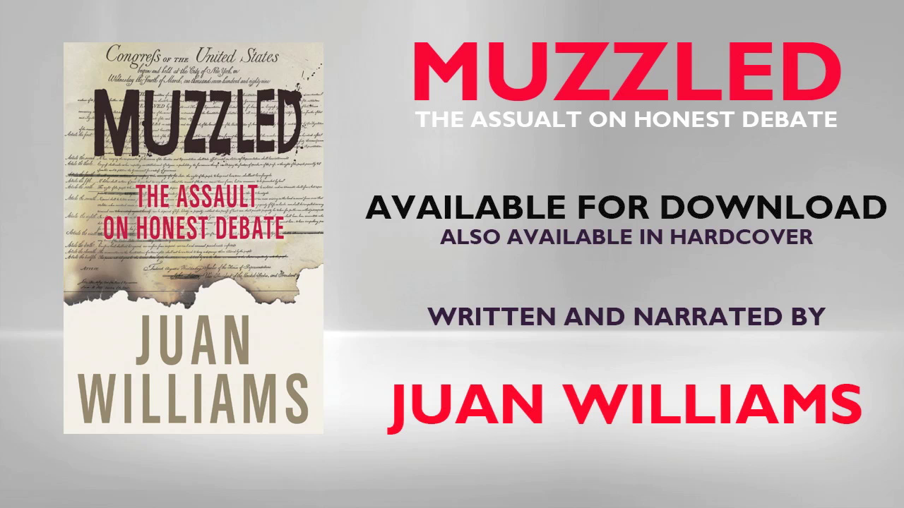 An excerpt from MUZZLED audiobook