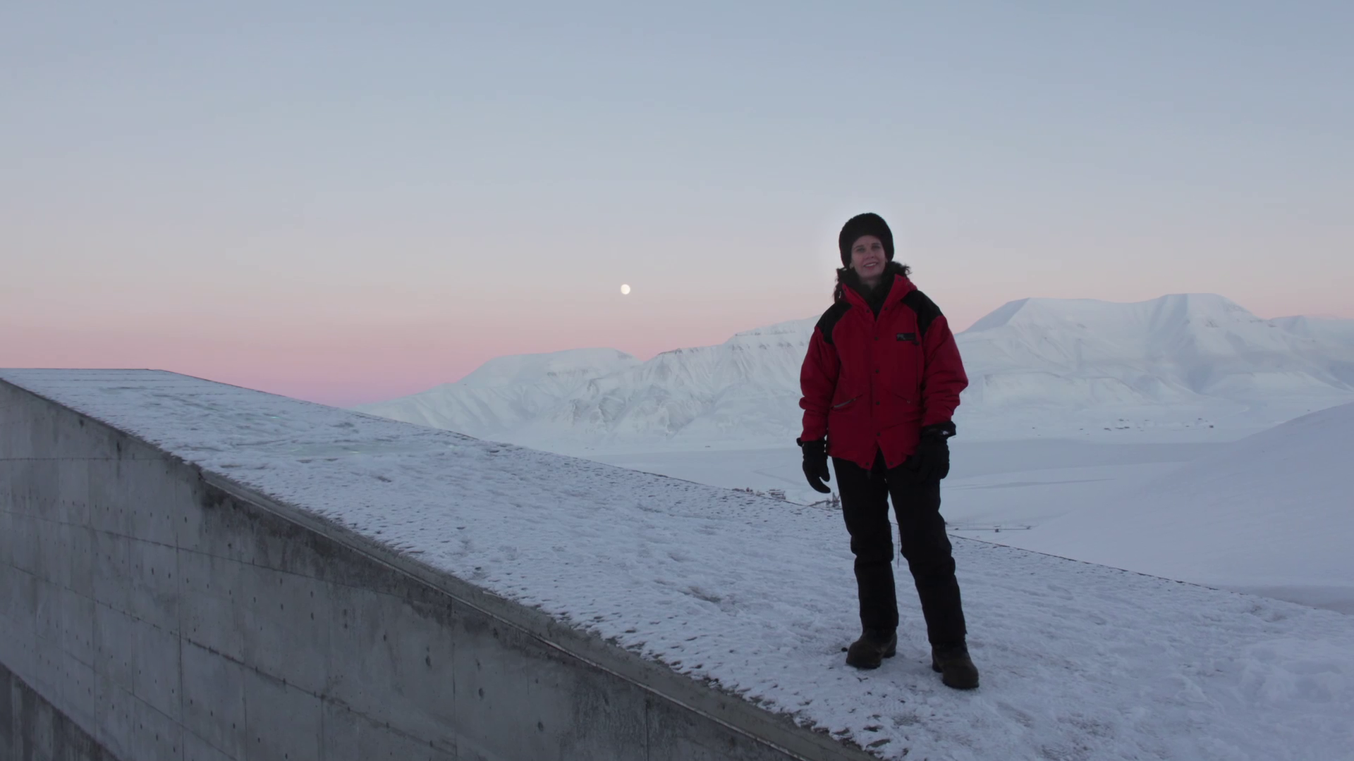 THE EXPLORER'S CODE: Touring the Global Seed Vault
