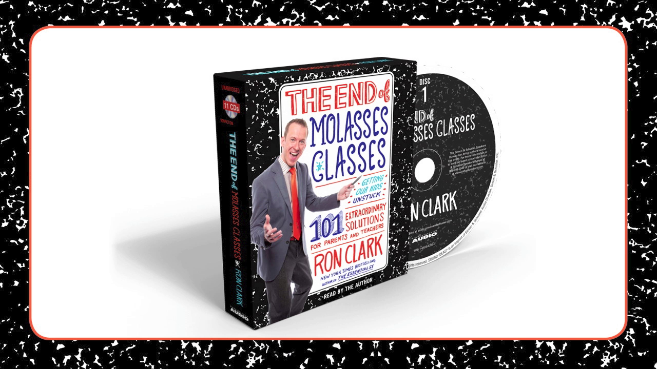 Ron Clark narrates an excerpt from chapter #3 of END OF MOLASSES CLASSES