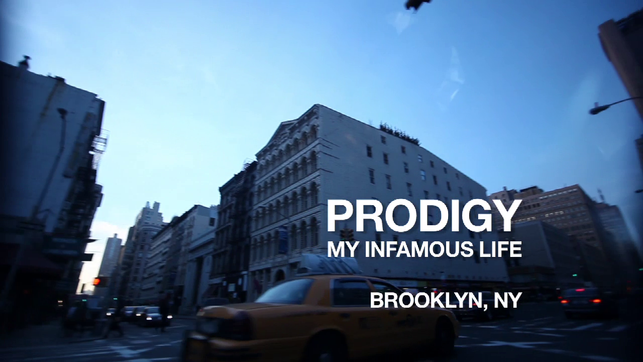 Mobb Deep's Prodigy on Writing MY INFAMOUS LIFE