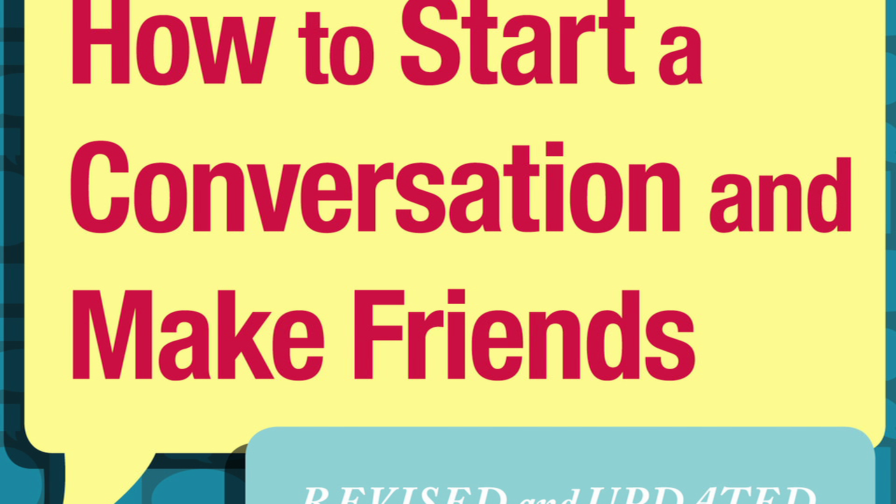 How to Talk to Anyone!