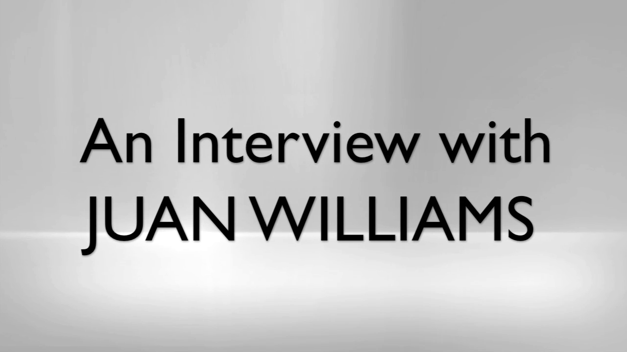 Interview with Juan Williams about MUZZLED audiobook