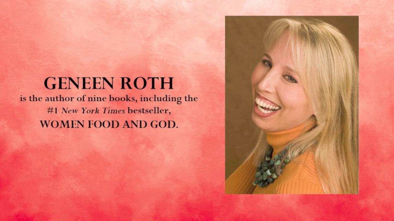 Geneen Roth talks about The Eating Guidelines from TAKE BACK YOUR LIFE