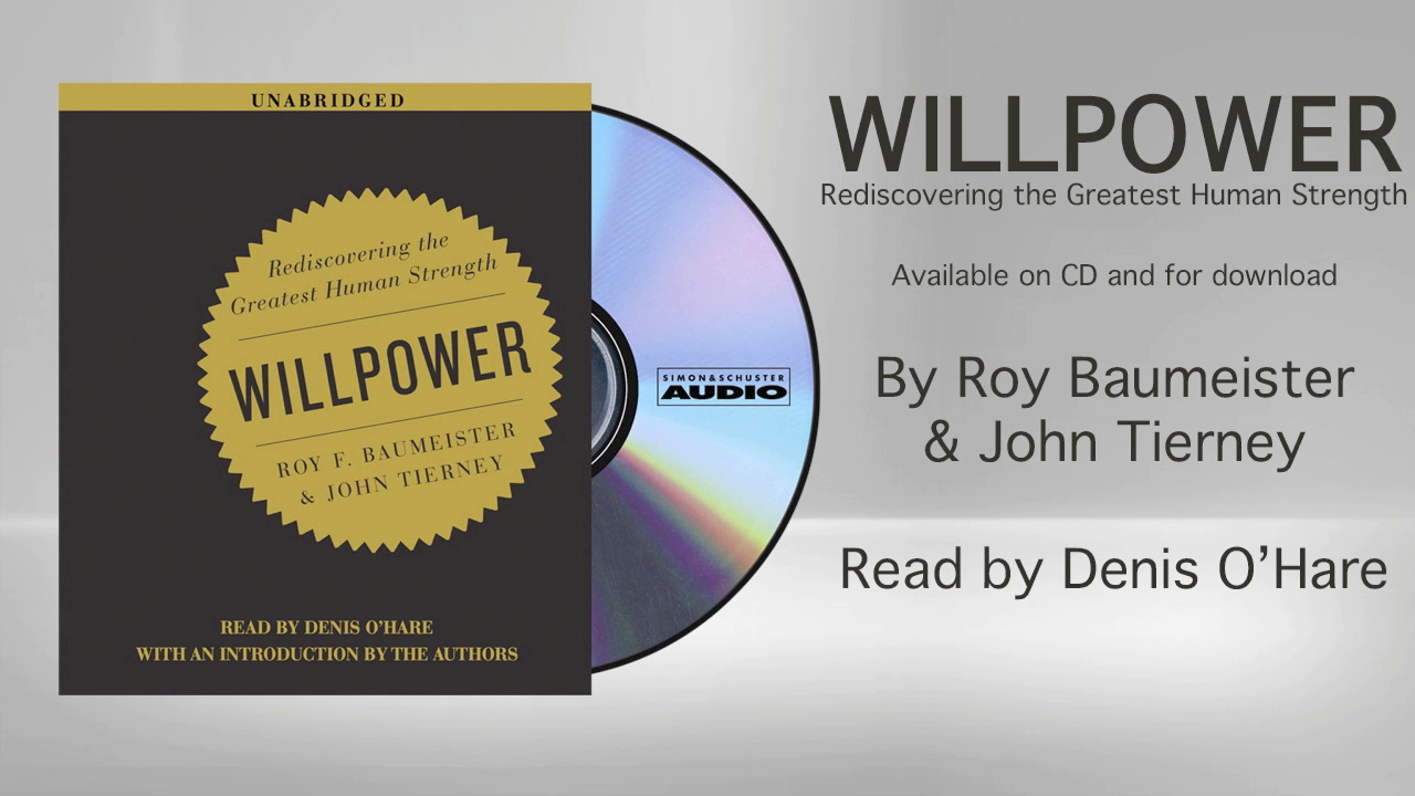 Actor Denis O'Hare on WILLPOWER audiobook