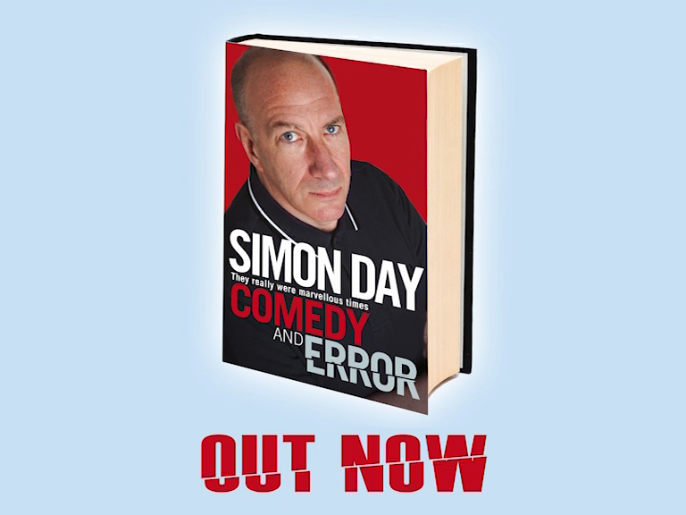Simon Day Q and A