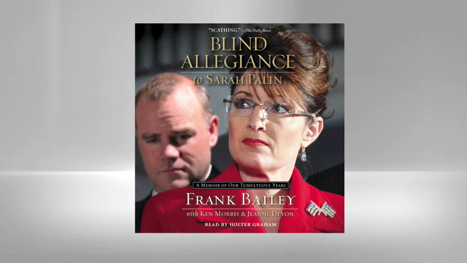 BLIND ALLEGIANCE TO SARAH PALIN Audio Excerpt