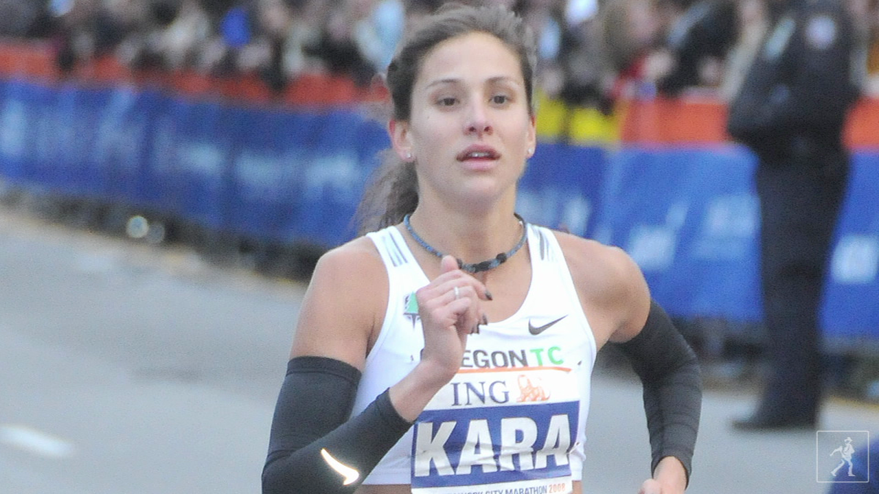 Advice for Runners from Marathoner Kara Goucher