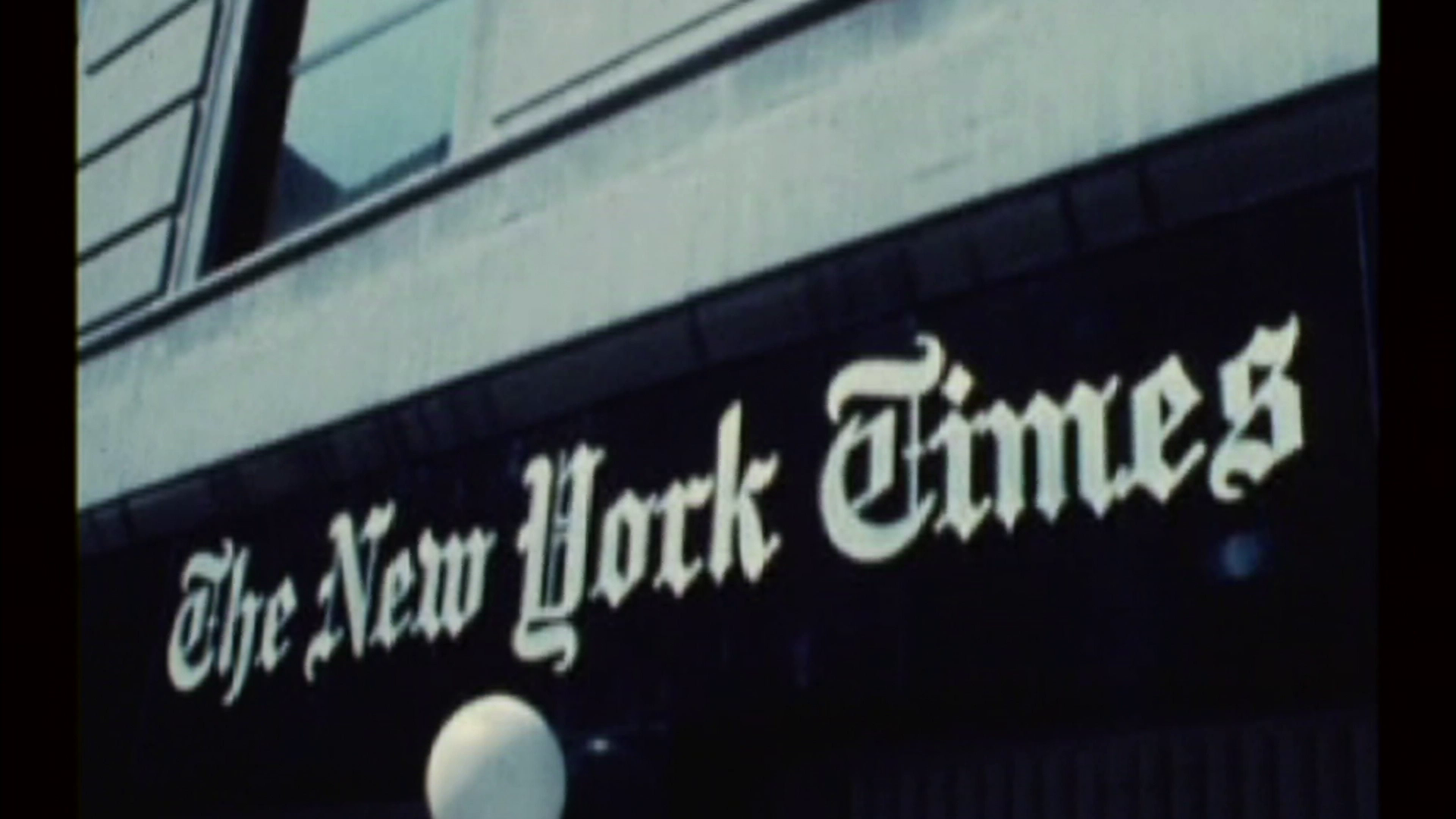 Watch the trailer for Page One: Inside The New York Times