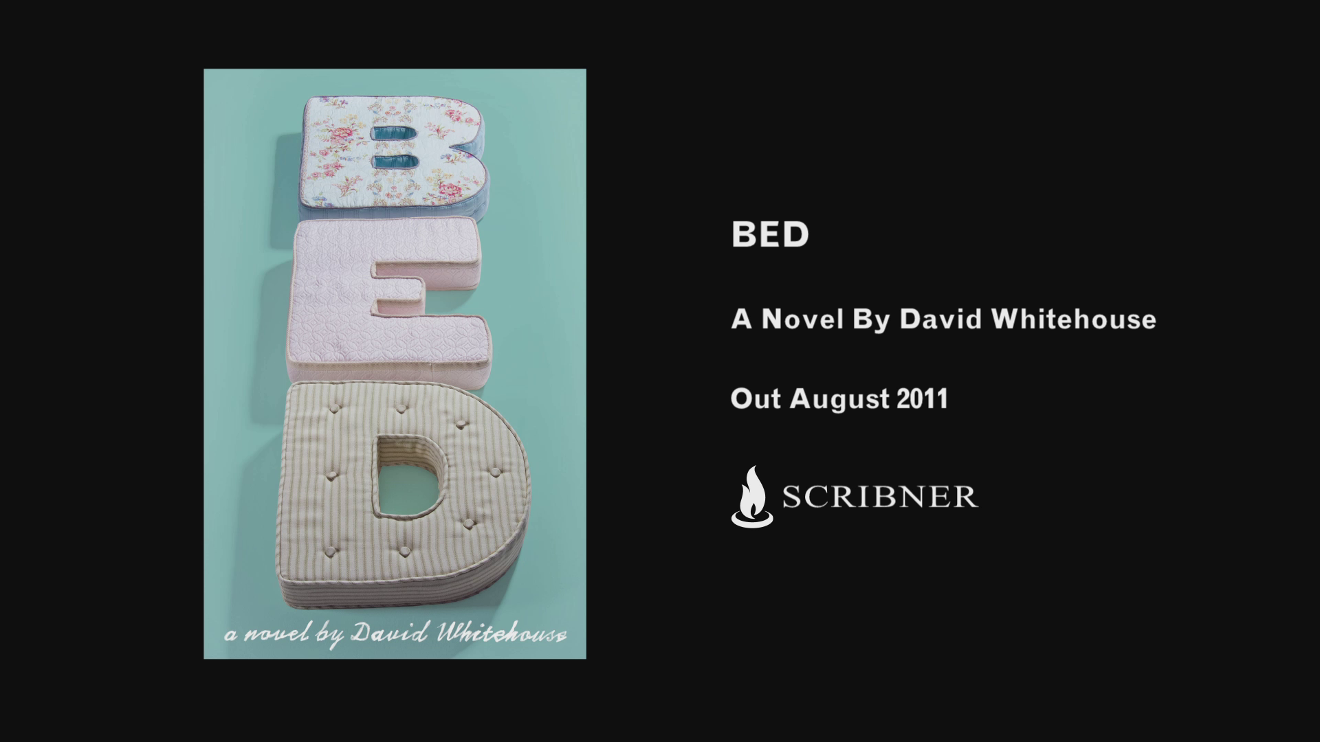 BED: A Novel by David Whitehouse