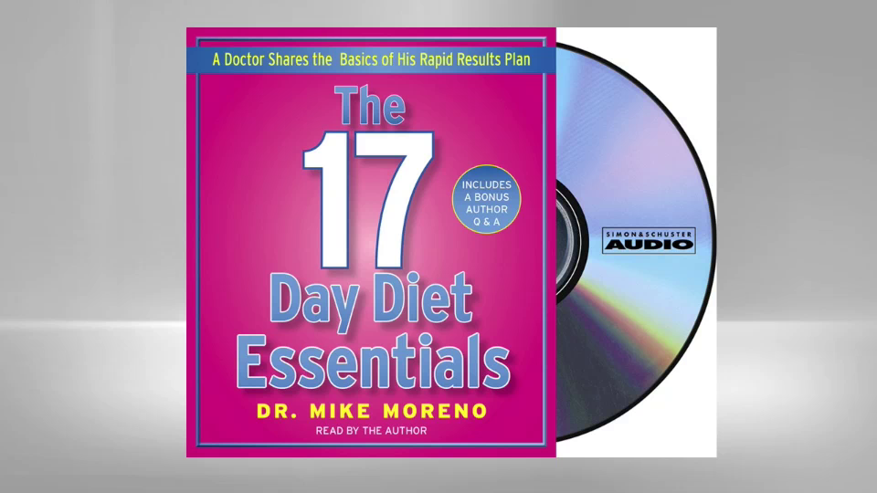17 Day Diet Essentials – First Chapter Audio Excerpt