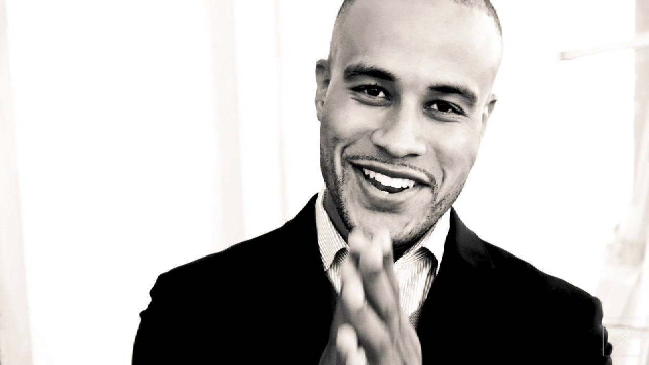 DeVon Franklin is Produced by Faith