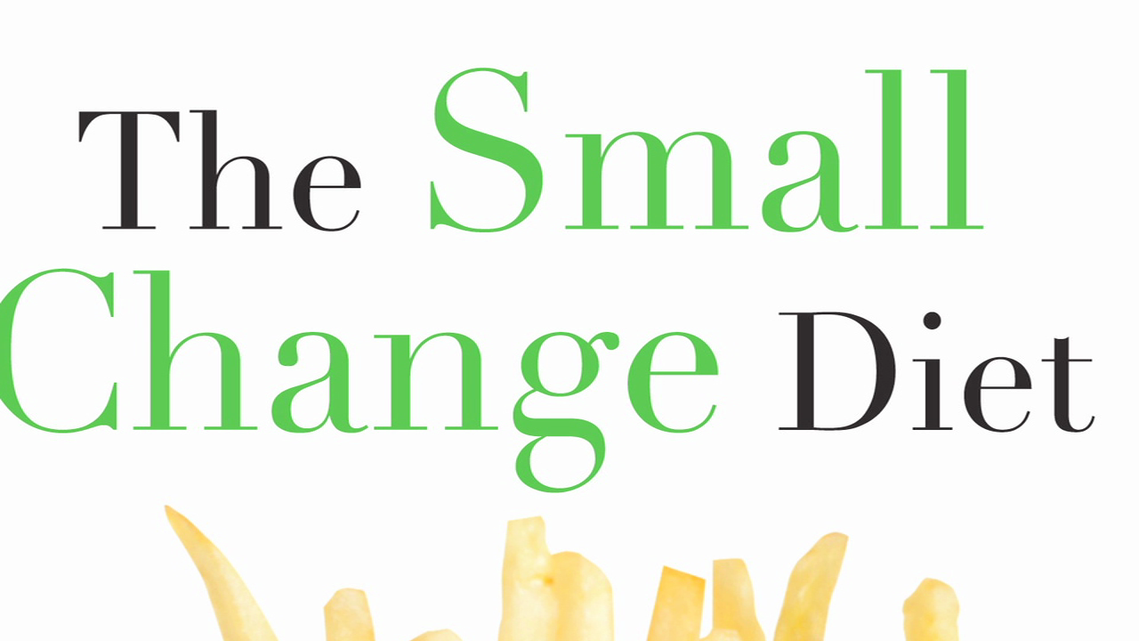 Keri Gans on how to use The Small Change Diet