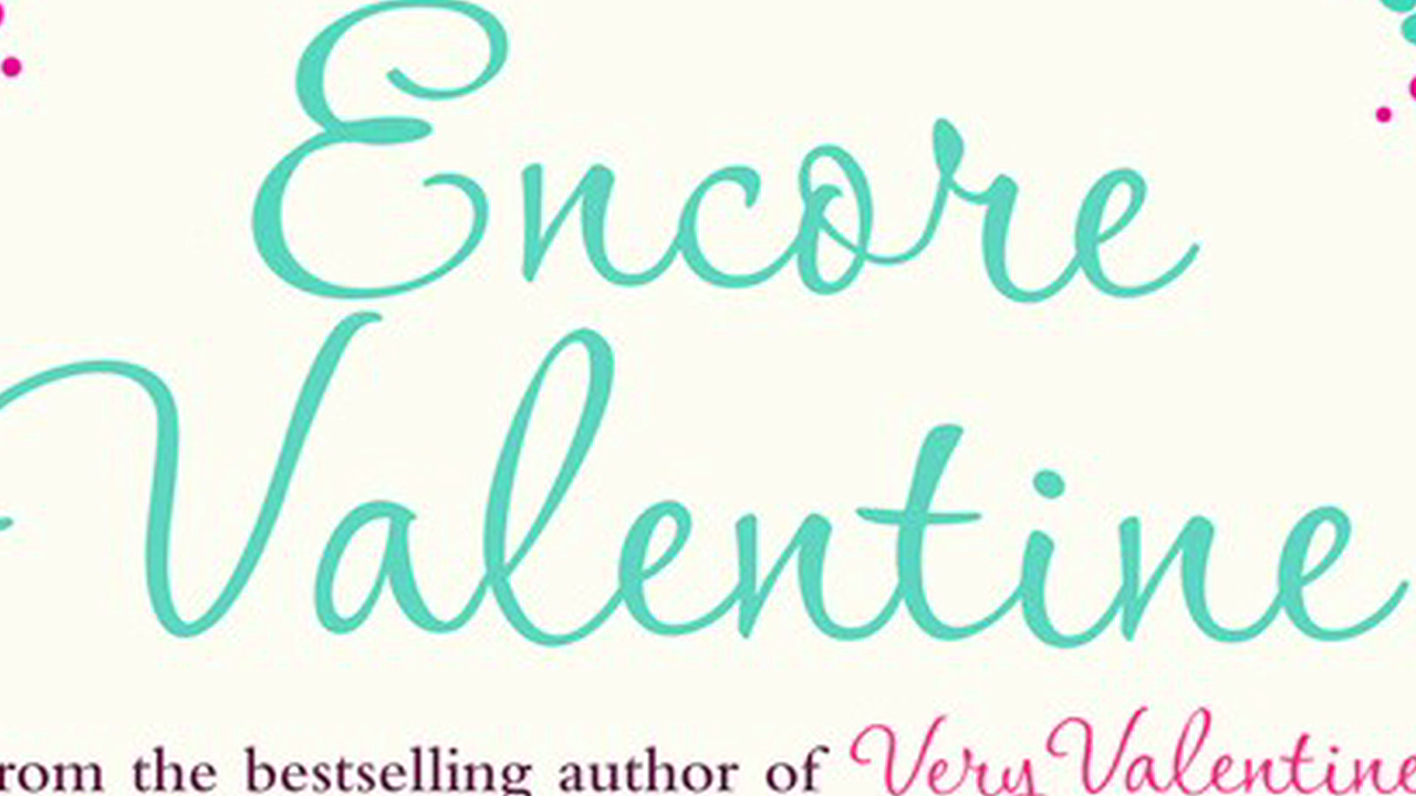 Adriana Trigiani shares her inspiration for ENCORE VALENTINE.