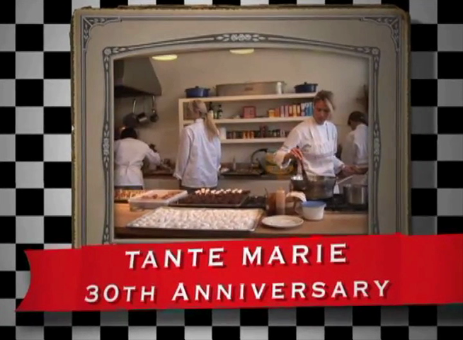 MARY RISLEY AND TANTE MARIE'S COOKING SCHOOL