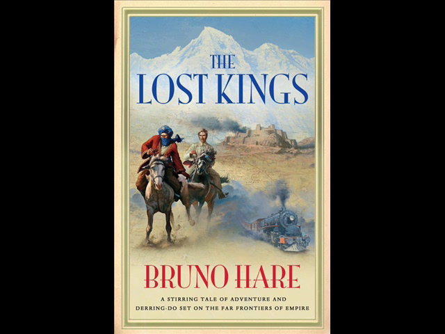 Bruno Hare - The Lost Kings podcast