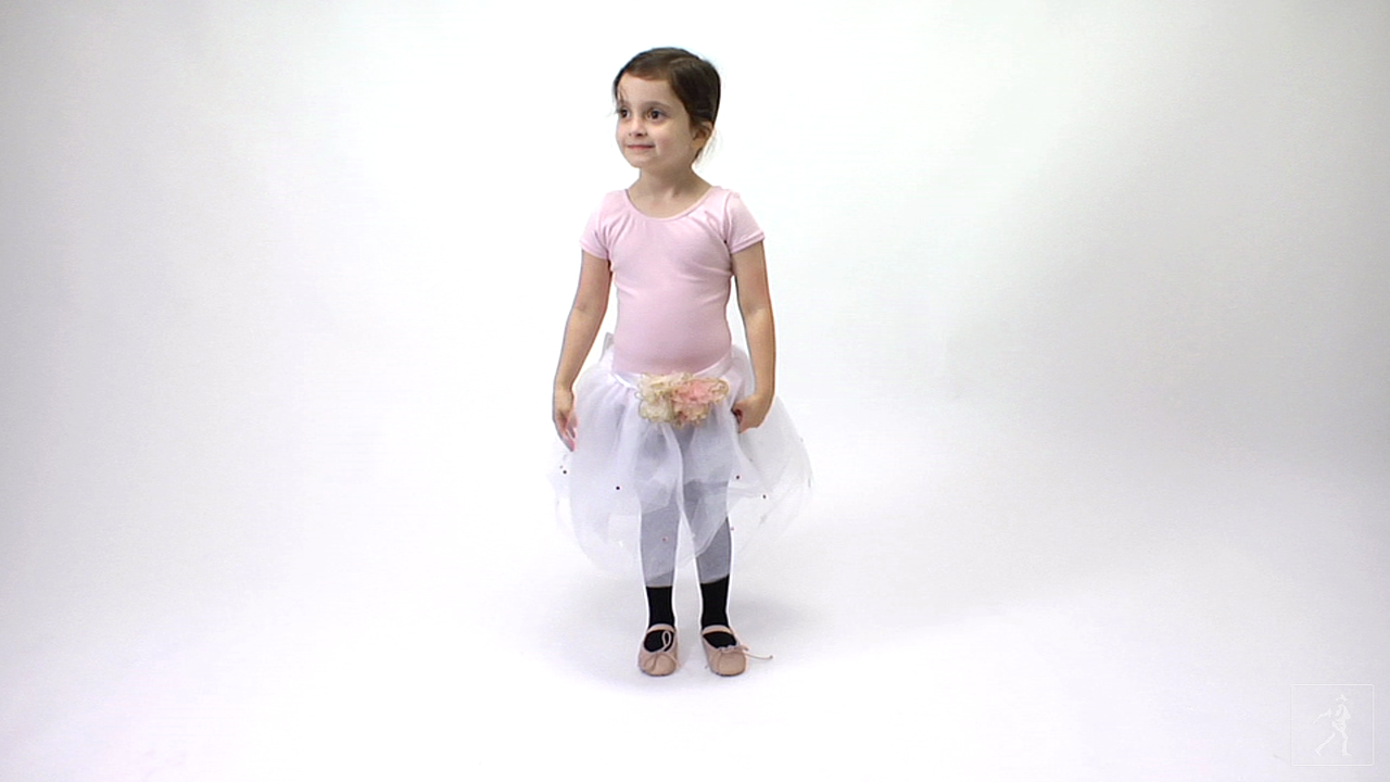 What will you do in your first ballet class?