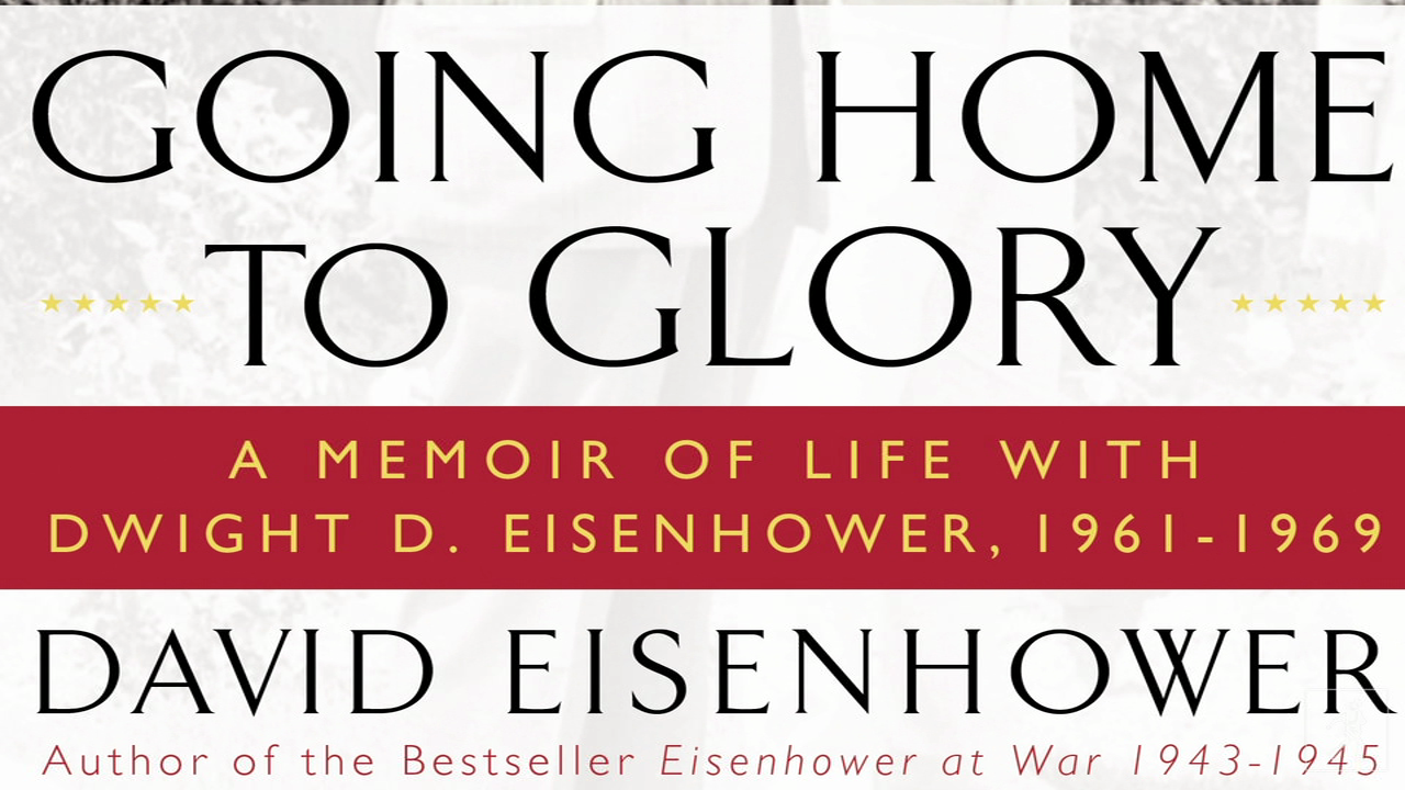 Life with President Eisenhower, according to his grandson David....