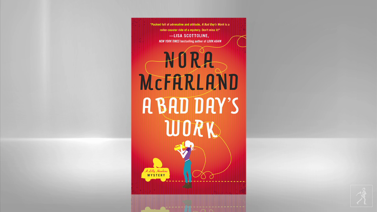 it's all in A BAD DAY'S WORK for author Nora McFarland...