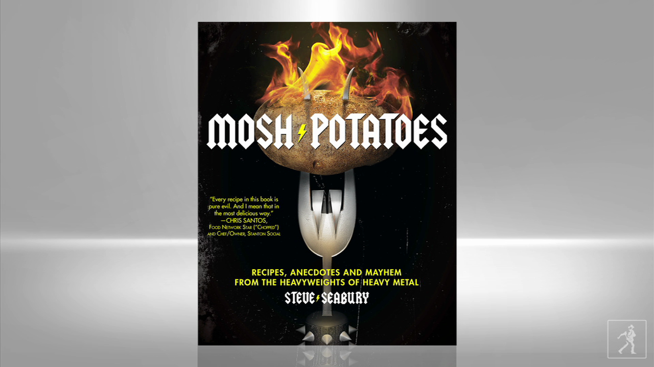 make MOSH POTATOES and other rock star recipes from Steve Seabury