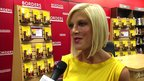 Actress Tori Spelling talks about being a mother in the public eye