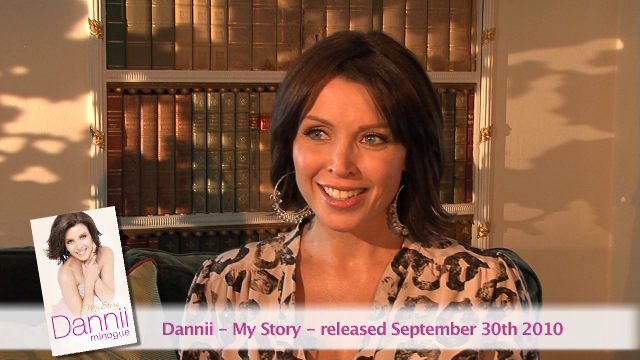DANNII: MY STORY by Dannii Minogue
