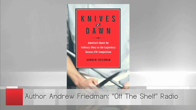 Andrew Friedman: Off The Shelf