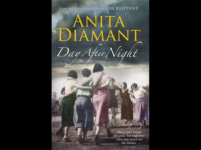PODCAST: Anita Diamant inspires us with the story behind DAY AFTER NIGHT