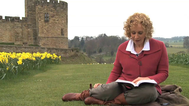 Philippa Gregory Reads from The Red Queen