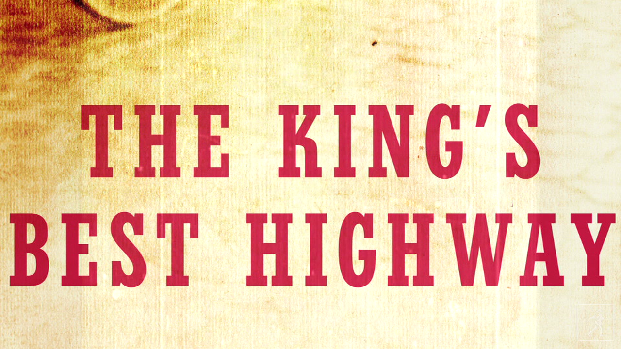 Eric Jaffe: The King's Best Highway