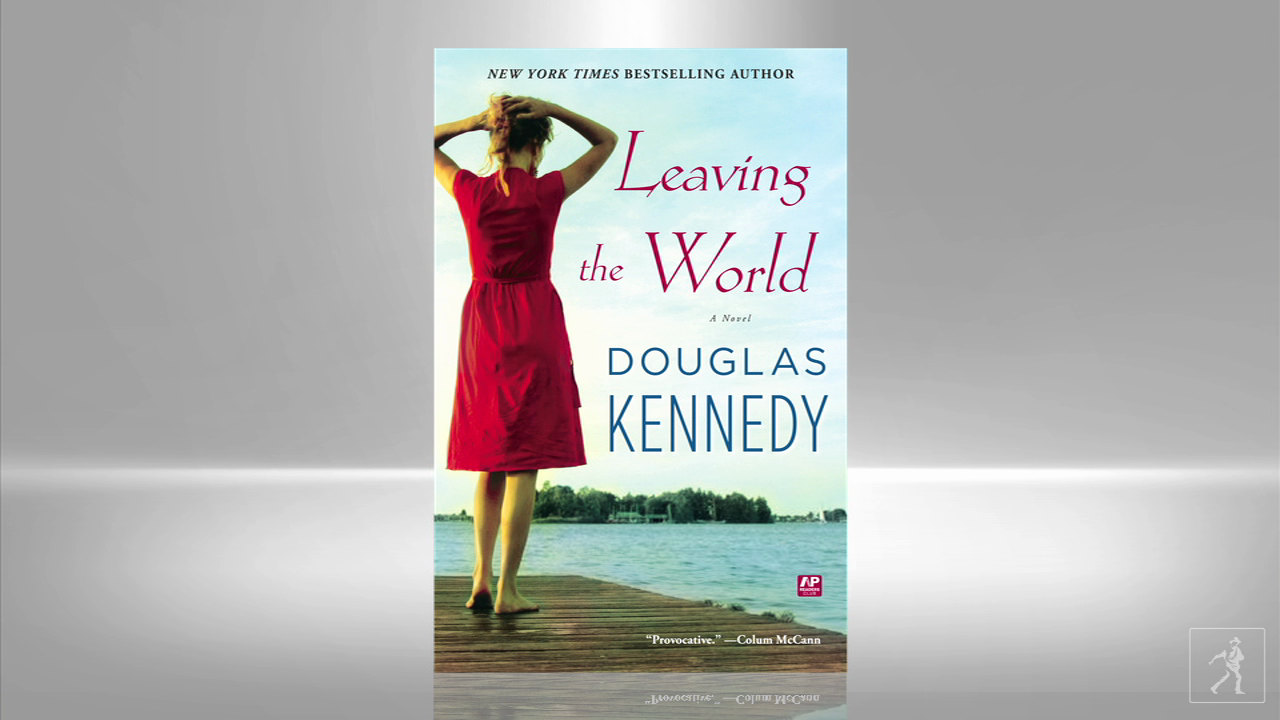 Douglas Kennedy on his novel LEAVING THE WORLD