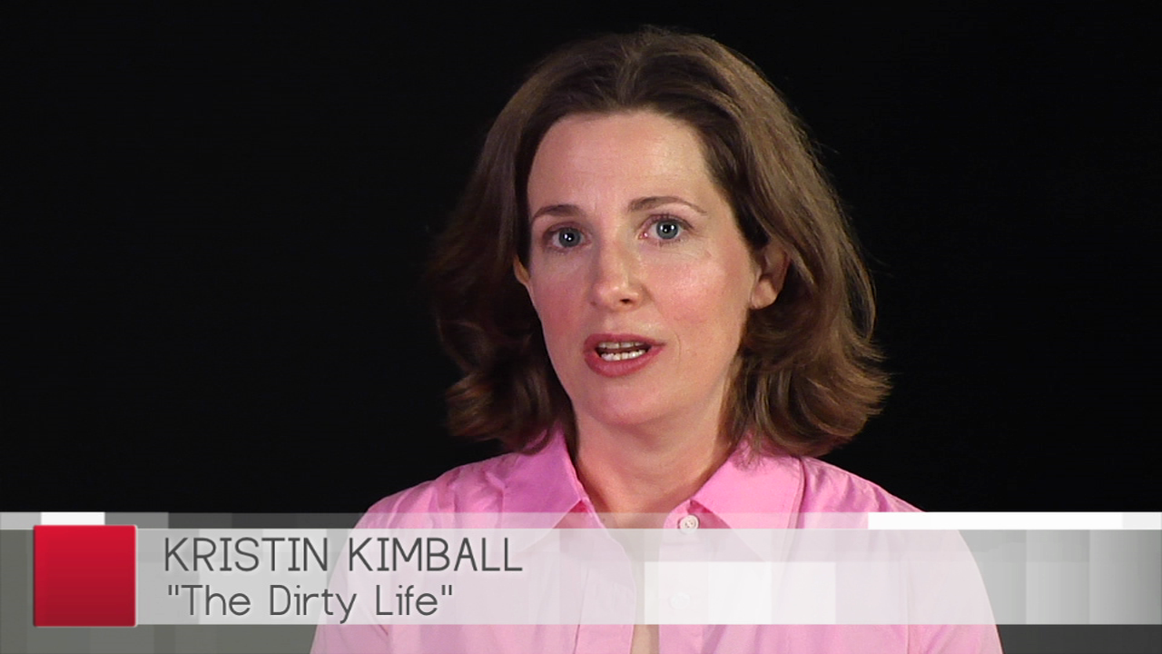 KRISTIN KIMBALL reveals a typical day on the farm....