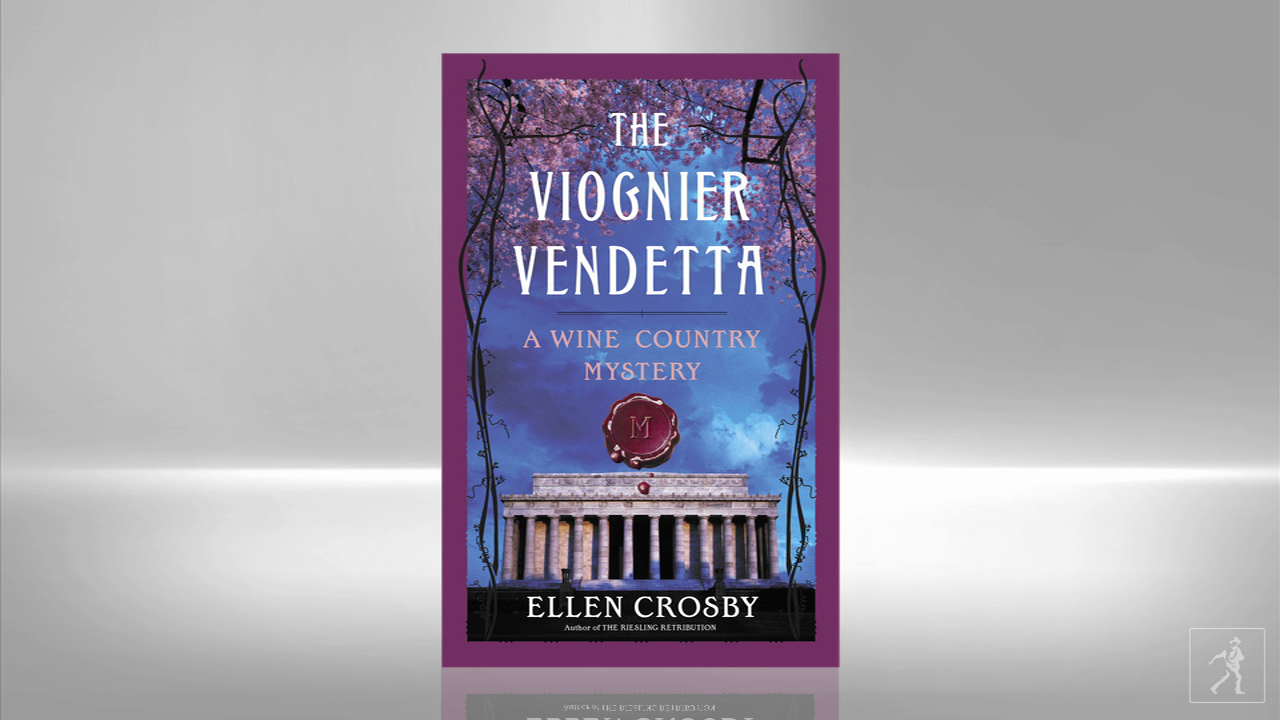 Writer Ellen Crosby on her novel The Viognier Vendetta
