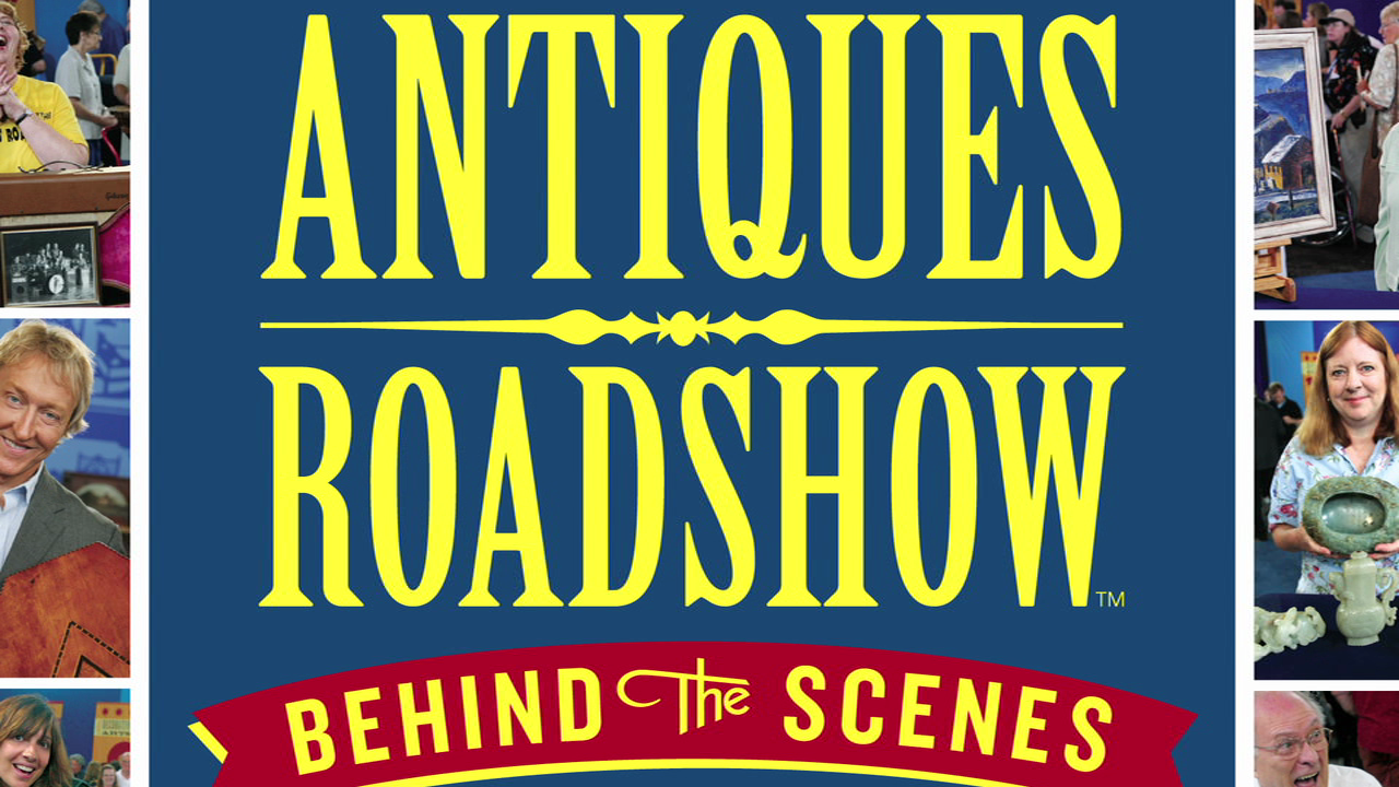 Marsha Bemko takes you behind the scenes on ANTIQUES ROADSHOW