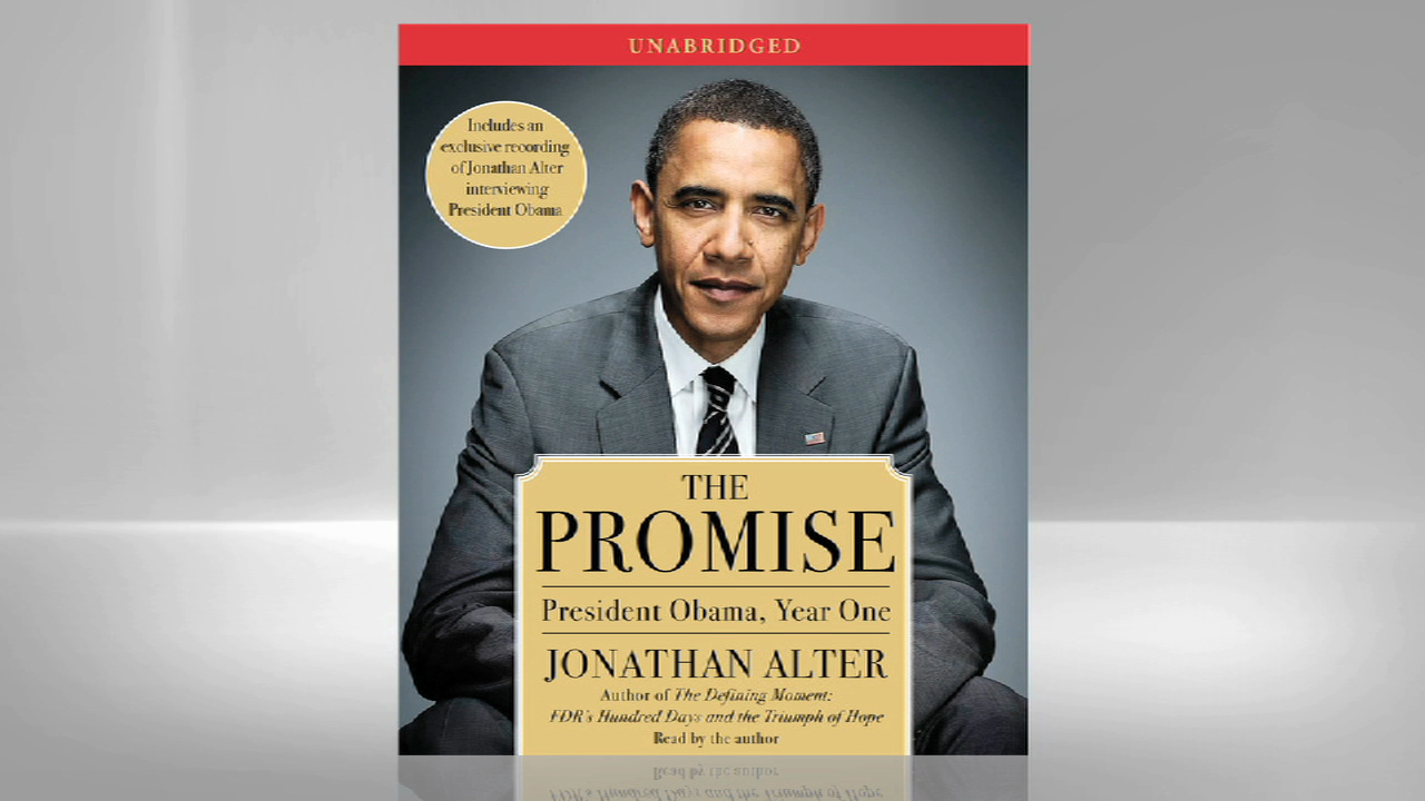 Jonathan Alter with President Obama, An Exclusive Interview