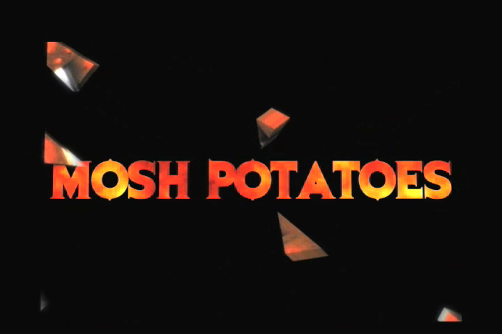 Mosh Potatoes - Recipes, Anecdotes & Mayhem From The Heavyweights of Heavy Metal