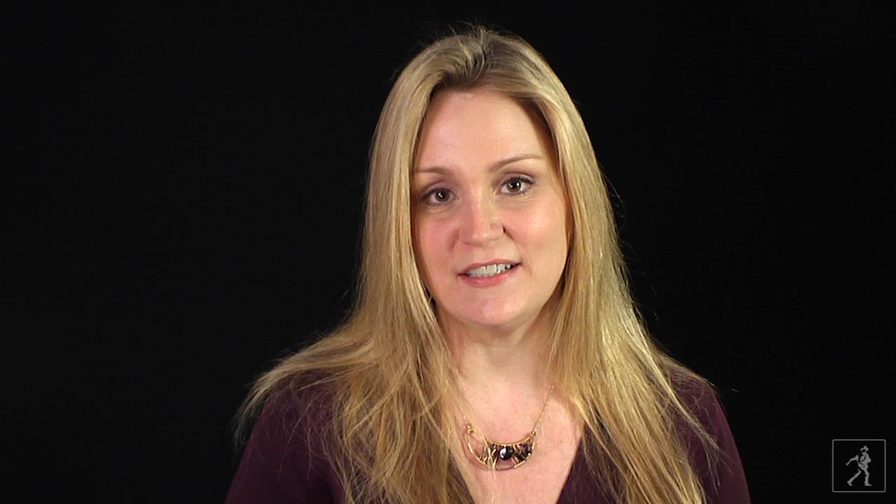 Author Stacy Morrison: Revealed