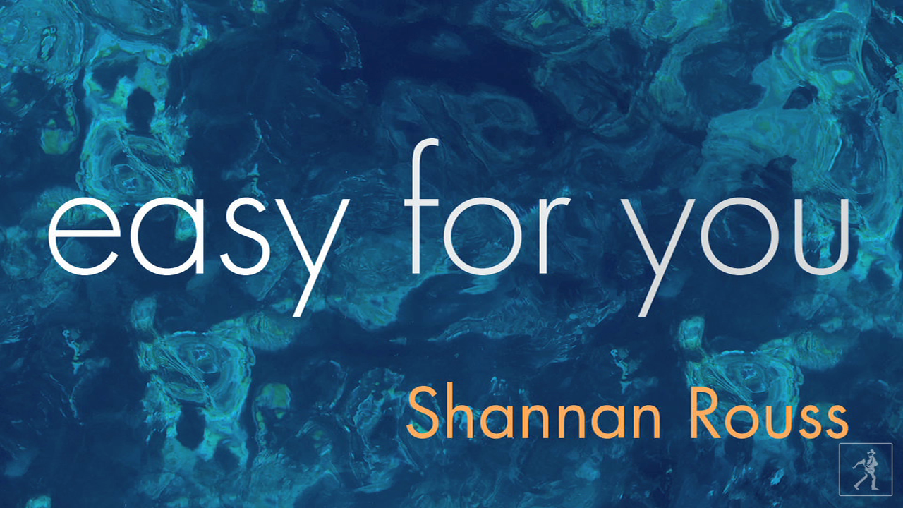 Author Shannan Rouss on her debut short story collection EASY FOR YOU