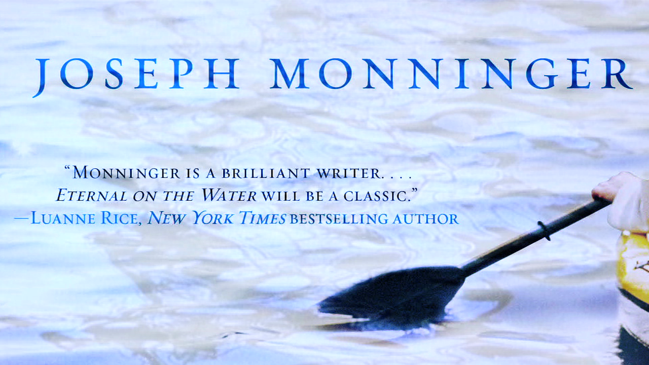 Author Joseph Monniger Shares The Story Behind His New Book, Eternal On The Water
