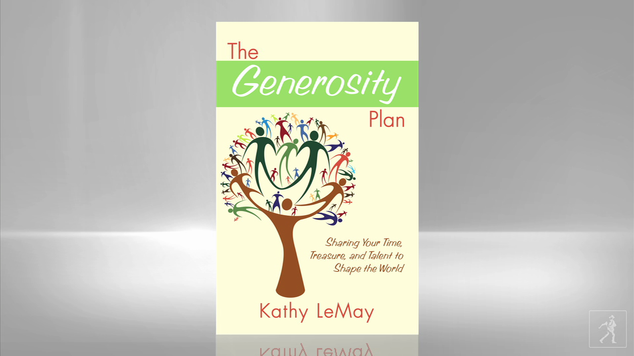 Author Kathy LeMay reveals her motto