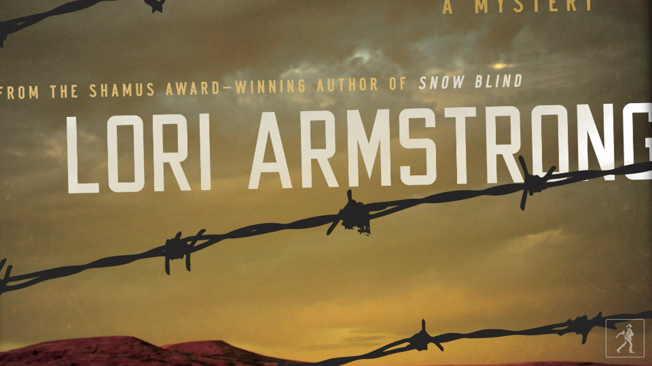 Lori Armstrong reveals a bit about her novel NO MERCY