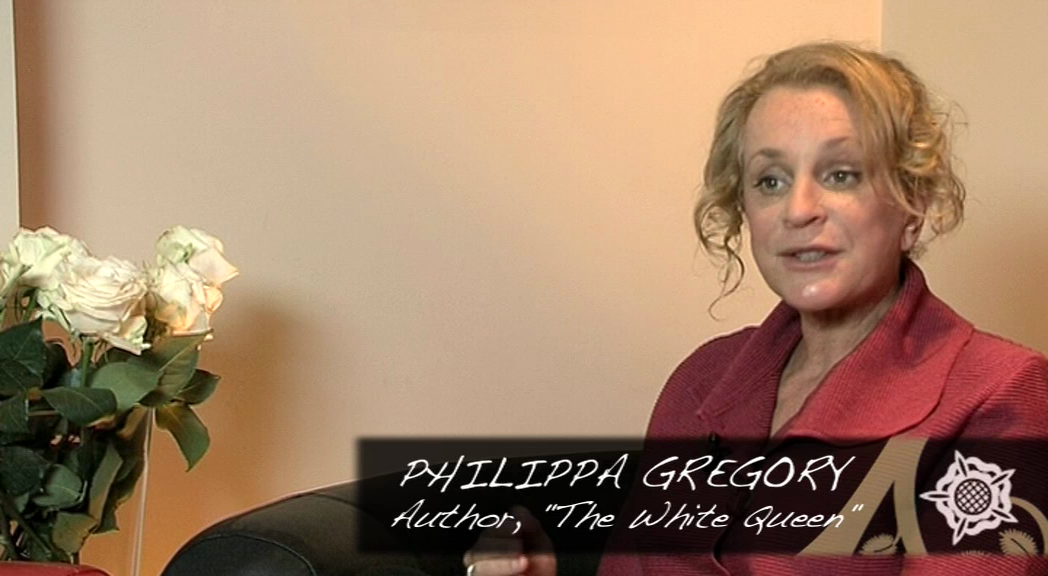 Author Phillipa Gregory's Future Books After THE WHITE QUEEN