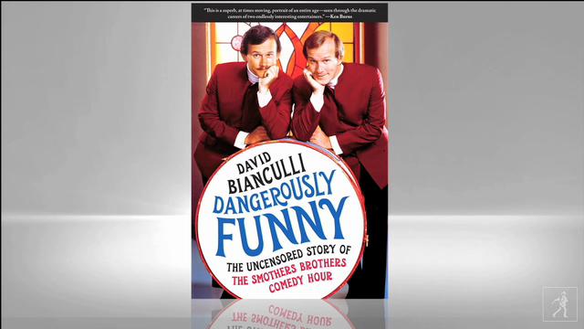 TV critic David Bianculli on the background of his new book, Dangerously Funny