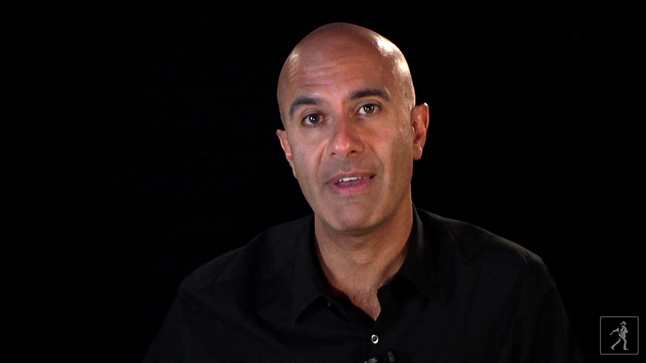 Author Robin Sharma: The Leader Who Had No Title