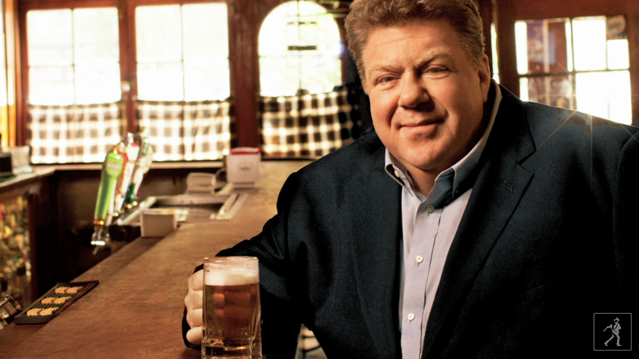 Cheers Actor George Wendt Discusses his Book Drinking with George