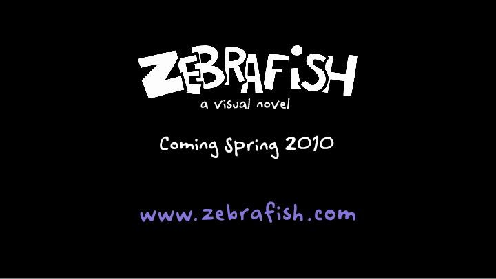 Zebrafish Book Trailer
