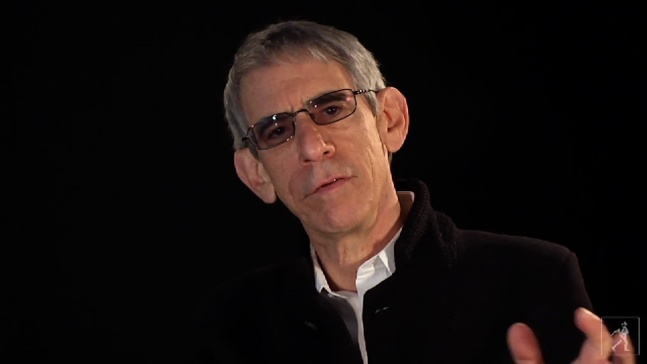 Comedian Richard Belzer Reveals the Inspiration for His Novel I Am Not a Psychic