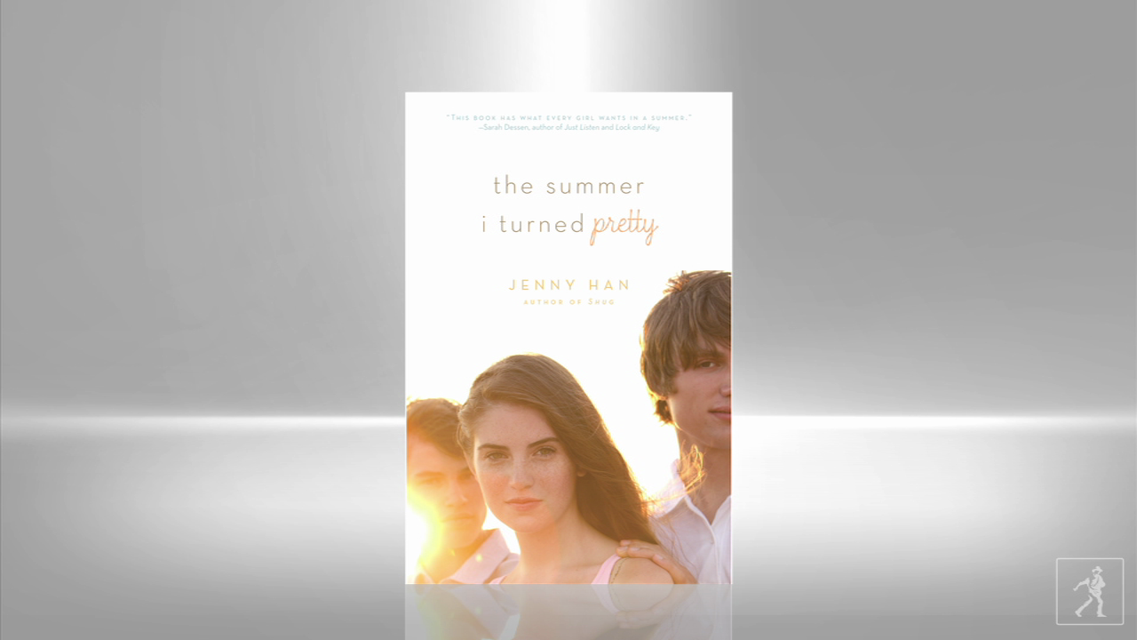 The Summer I Turned Pretty Book Cover Models ~ The summer i turned pretty books by jenny han from simon
