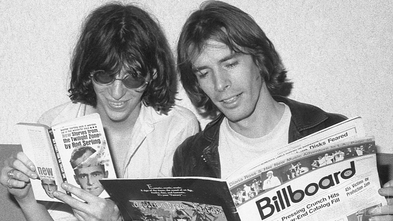 Muscians Mickey Leigh and Legs McNeil Discuss I Slept With Joey Ramone