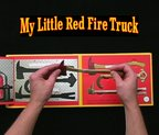 Open  MY LITTLE RED FIRE TRUCK